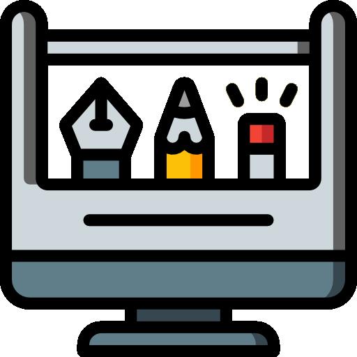 Создание дизайна графической шапки для сайта 1