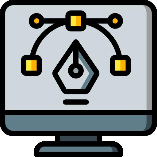 Отрисовка логотипа, картинки, узора, эмблемы в векторный формат 1